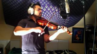 Whistle: Flo Rida- Violin Cover by David Wong