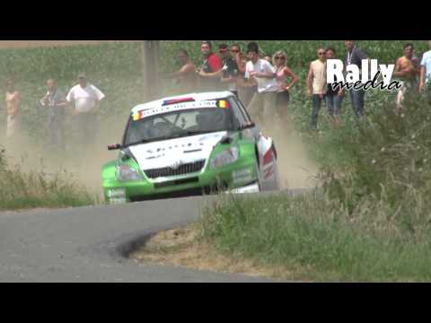 Kopecky very fast! - Skoda Fabia S2000 - IRC Ypres Rally 2010