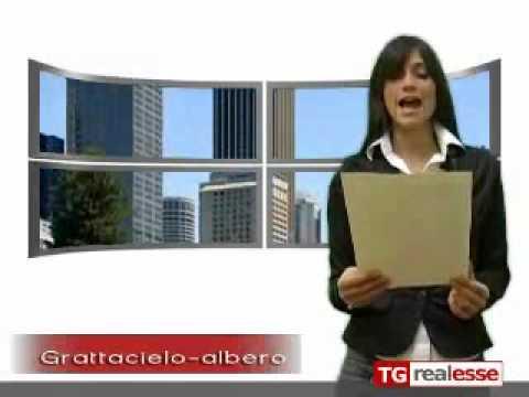 ARRIVA IL GRATTACIELO-ALBERO, ENERGIA DAL SOLE