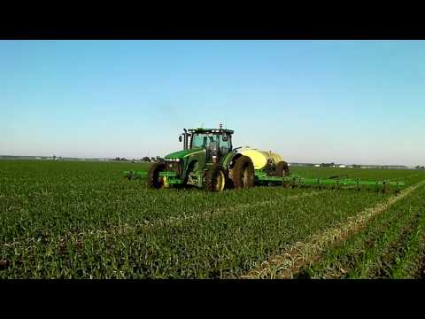 Tom Farms Sidressing Nitrogen in Corn.MP4