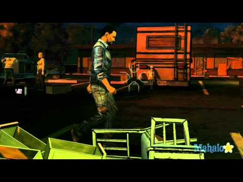 The Walking Dead Chapter 1 Walkthrough - Pt 10