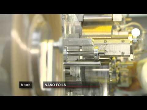 euronews hi-tech - Le nuove applicazioni delle nanotecnologie