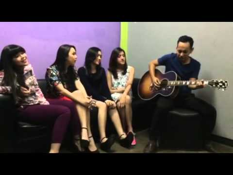 Seindah Biasa (Acoustic) [Feat. Pongki Barata]