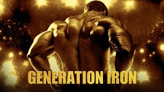 Generation Iron (2013) Official Trailer