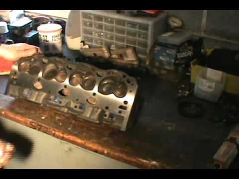 Part 3, Vortec 5.7 350 head gasket, water pump & timing chain replacement, Chevy/ GMC