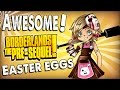 Borderlands The Pre-Sequel: 5 Awesome Easter Eggs! (Excalibur Sword, Star Wars, Monolith, and More)