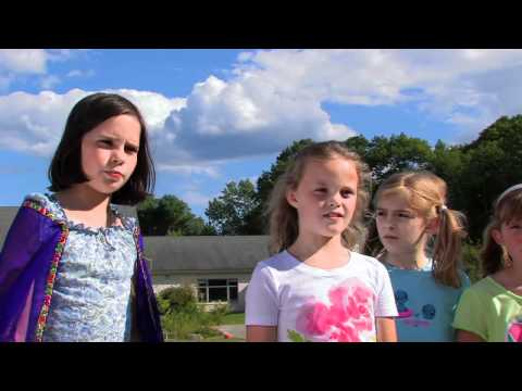 Recess Stories #2  Princess Twin-- comedy series for kids