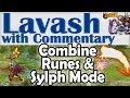 ➜ Wartune GUIDE How to combine RUNES and SYLPH Mode by COSMOS at Kabam