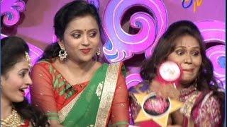 Star Mahila 03-09-2015   E tv Star Mahila 03-09-2015   Etv Telugu Show Star Mahila 03-September-2015