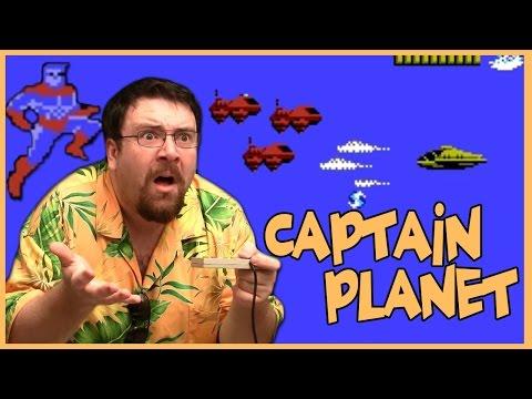 Joueur du grenier - Captain Planet - NES