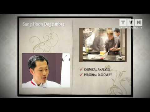 TVN - Sang-Hoon Degeimbre:Molecular Gastronomy