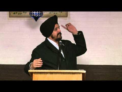Prof. Sarbjit Singh Dhunda @ Panthic Seminar Carteret NJ. Record & Edited by Amrik Singh.