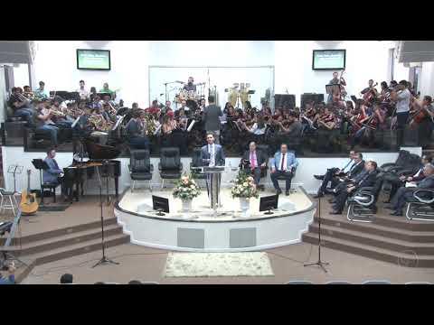 Orquestra Sinfônica Celebração - Harpa Cristã | Nº 210 | Fala, fala, Senhor - 10 02 2019