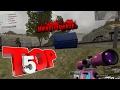 top 5 combat arms #15 dobradinha com direito a unbelievable + 8 !!!