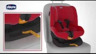 Автокресло Oasys 1 - Группа 1 (9 - 18 кг) - видео по установке