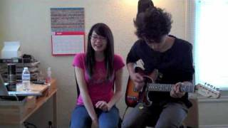 Rihanna & Chris Brown - Rude Boy & Take You Down (Cover) by April Chase