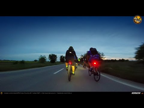 Montaj video: Joi seara pedalam lejer / #56 / Bucuresti - Darasti-Ilfov - 1 Decembrie [VIDEO]