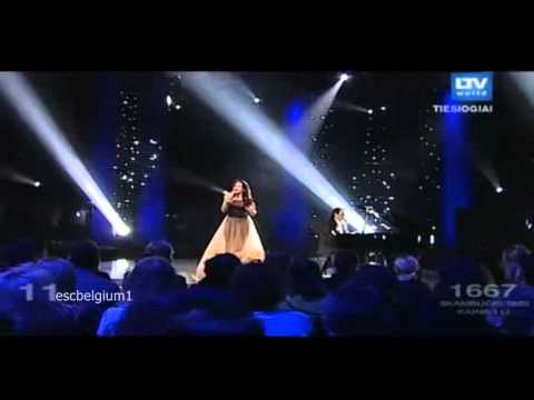 Eurovision 2011 Semi-Final 1 - All 19 Songs