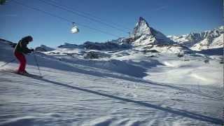 Zermatt-Matterhorn: Winter