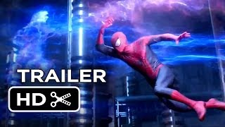 The Amazing Spider-Man 2 Official Trailer (2014) - Andrew Garfield Movie HD
