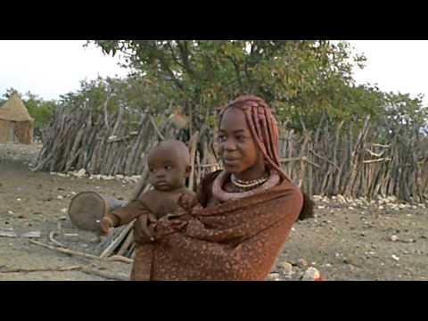 リアルうるるんの旅☆「ナミビアでヒンバ村にホームステイ」の巻。
