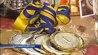 Самой сильной женщиной Украины стала житомирянка Виктория Степанюк