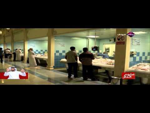 شاهد بالفيديو...افتتاح أكبر سوق أسماك بدون روائح في أبوظبي