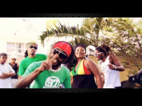 Ras Ricky Feat Malkijah - Kreolism, Official Video clip HD (Jan 2012)