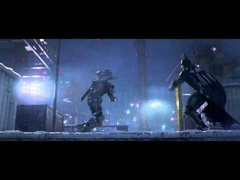 Batman: Arkham Origins -- Official Teaser Trailer -uvQXipKxrCE