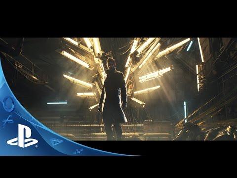 Deus Ex: Mankind Divided - Announcement Trailer   PS4 - default