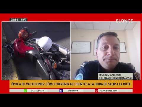 """Fatal accidente en La Picada: """"Es un tramo vial conflictivo"""""""