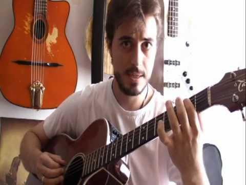 Cours de guitare : s'accompagner sur blues en La (part 1)