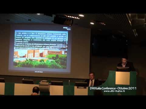 DHI Italia Conference - Gestione integrata dell'acqua. Energia nei sistemi di drenaggio
