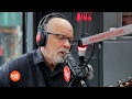 """Dan Hill performs """"Sometimes When We Touch"""" LIVE on Wish 107.5 Bus"""
