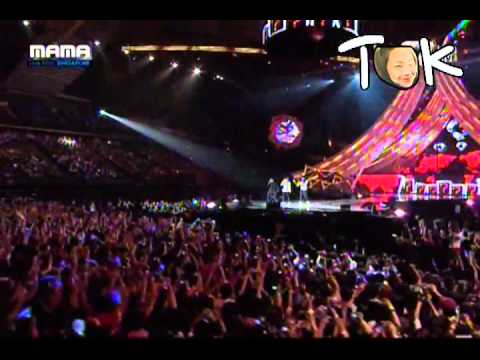 [111129] Will.i.am, apl.de.ap & CL(2NE1) - Where is the love [MAMA 2011 in Singapore]