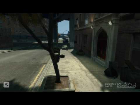 GTA IV - Niko's Road Rage