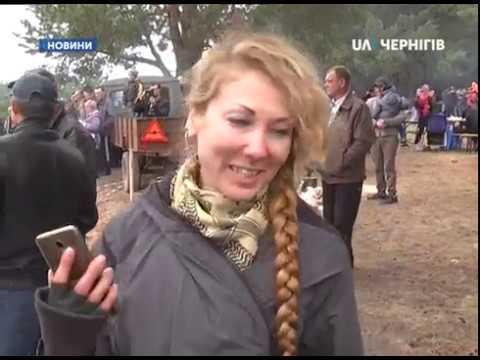 На Чернігівщині пройшли щорічні моторалі «Князі у грязі»