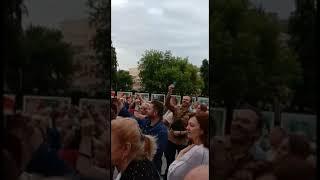 """Сергей Светлов. Песня """"Когда вырасту"""""""