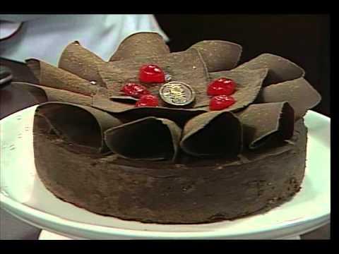 Tudo de Bom - Receita torta trufada de chocolate 22/06/2011