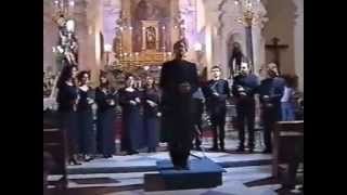 O Jesu Christe di Van Berchem - Ensemble vocale