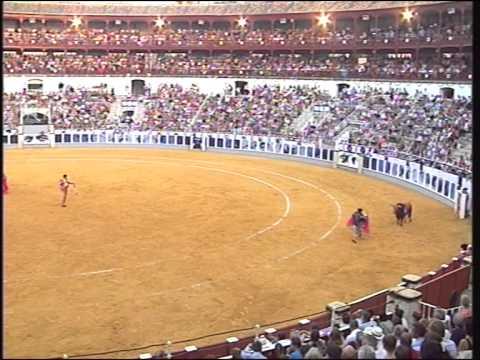 PTV Málaga: Feria 2014 Toros 22 Agosto