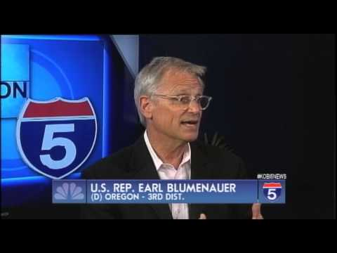 U.S. Rep. Earl Blumenauer (D) OR. 3rd District