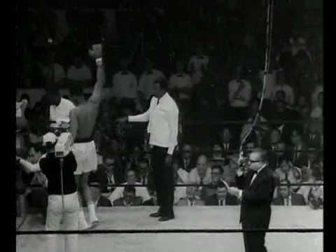 Muhammad Ali vs Sonny Liston 1965