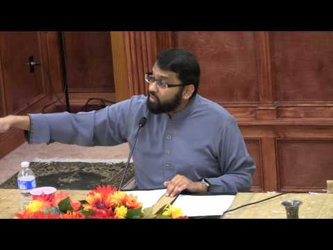 2012-02-08 - Seerah - Yasir Qadhi - A Mercy to Mankind - Life of Prophet Muhammad Series - Part 18