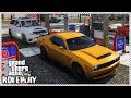 GTA 5 Roleplay - Dodge Demon vs Jeep Demonhawk | RedlineRP #137
