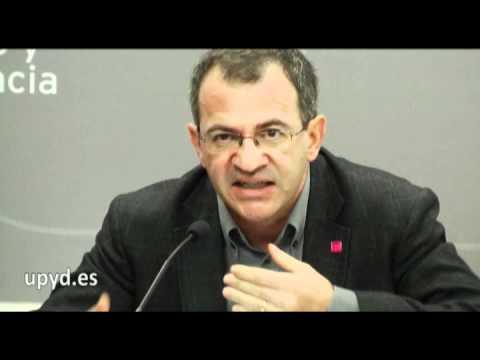 Programa Electoral UPyD. Elecciones 2011 (rueda de prensa)