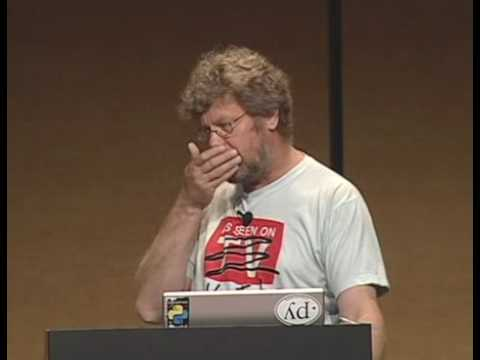 Google I/O 2008 - Python, Django, and App Engine