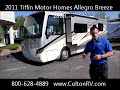 Tiffin Motor Homes Allegro Breeze 28BR, Class A Diesel Motorhome