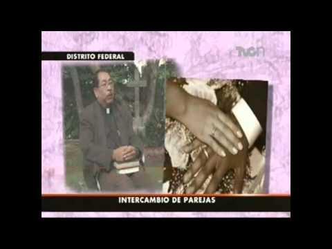 TVC noticias entrevista a Mayra y David Swinger en México