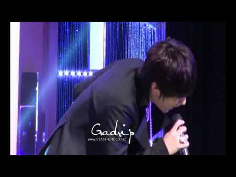 [Full fancam] 110831 BEAST Hyunseung - Fiction @ Seoul Drama Awards 2011